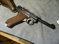 WW2 LUGER 1936 S42