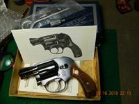 Smith Wesson model 49 1970's