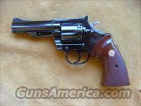 colt trooper mk III 4 IN BARREL   357 MAG
