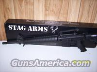 Stag Arms AR 15 Rifle