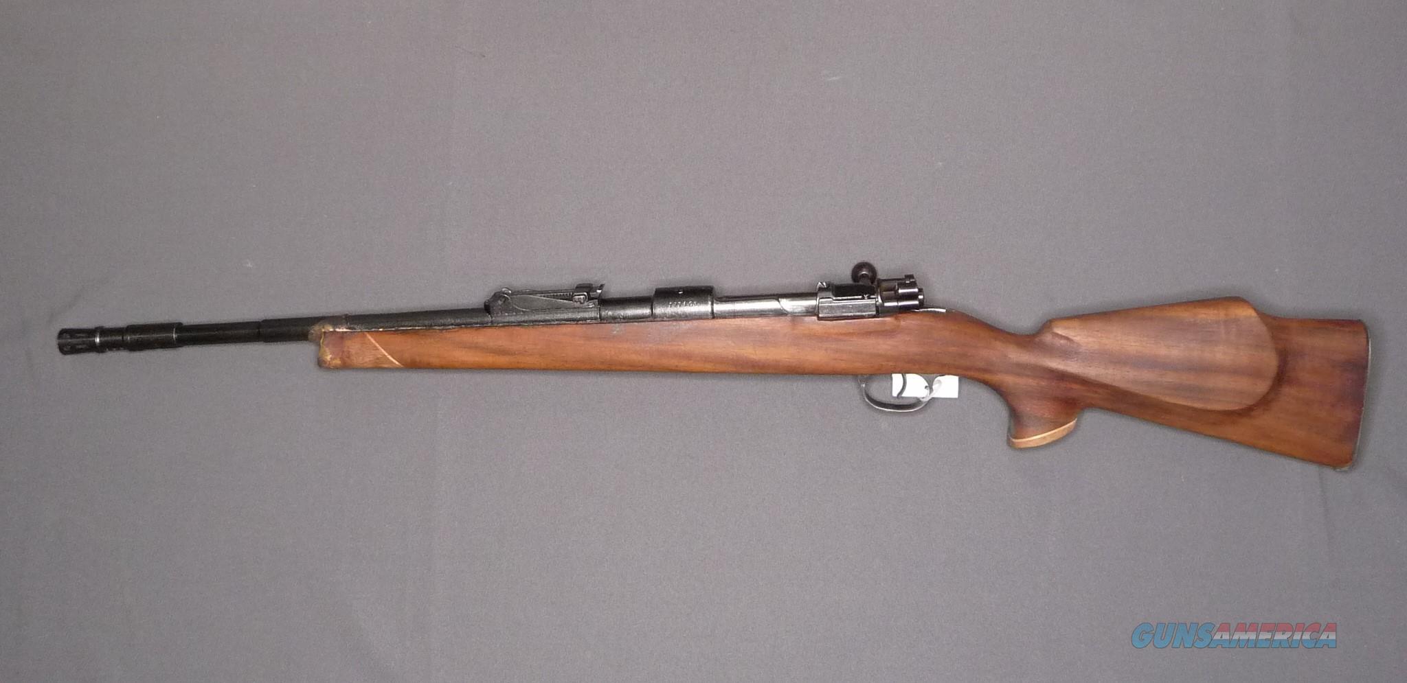 1943 Turkish Mauser 8mm