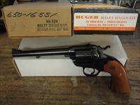Ruger New Model Bisley Single Six