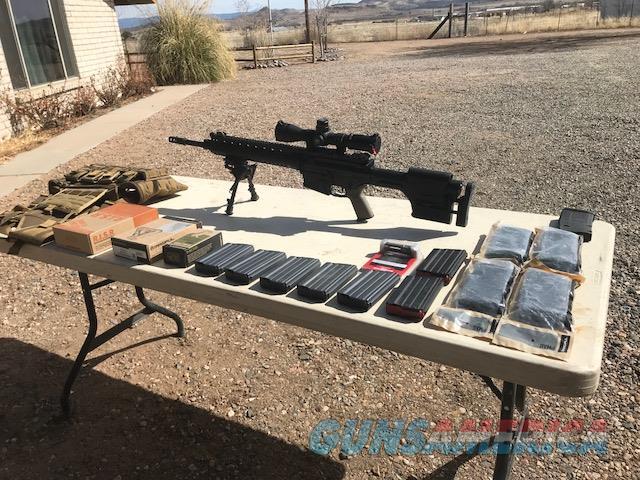 Larue Tactical OBR .308 w/ Leupold Mark 6 3X18X44 & many extras Guns >