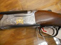 Ruger Red Label 20 ga 50 Years Limited Ed, Gold Highlights. MINT