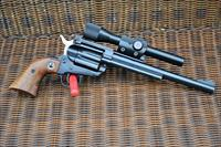 Rare Ruger Hawkeye .256 Win Mag Single Shot w/Bushnell Phantom 1.3X Scope