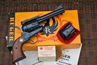 Ruger Blackhawk 45 45 ACP 3 Screw Old Model 4 5/8