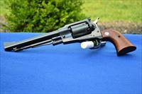 1972 Ruger Old Army 45 Black Powder Early Pre Warning