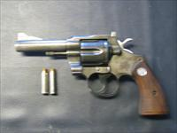 Colt .357 magnum revolver manufactured in 1957.