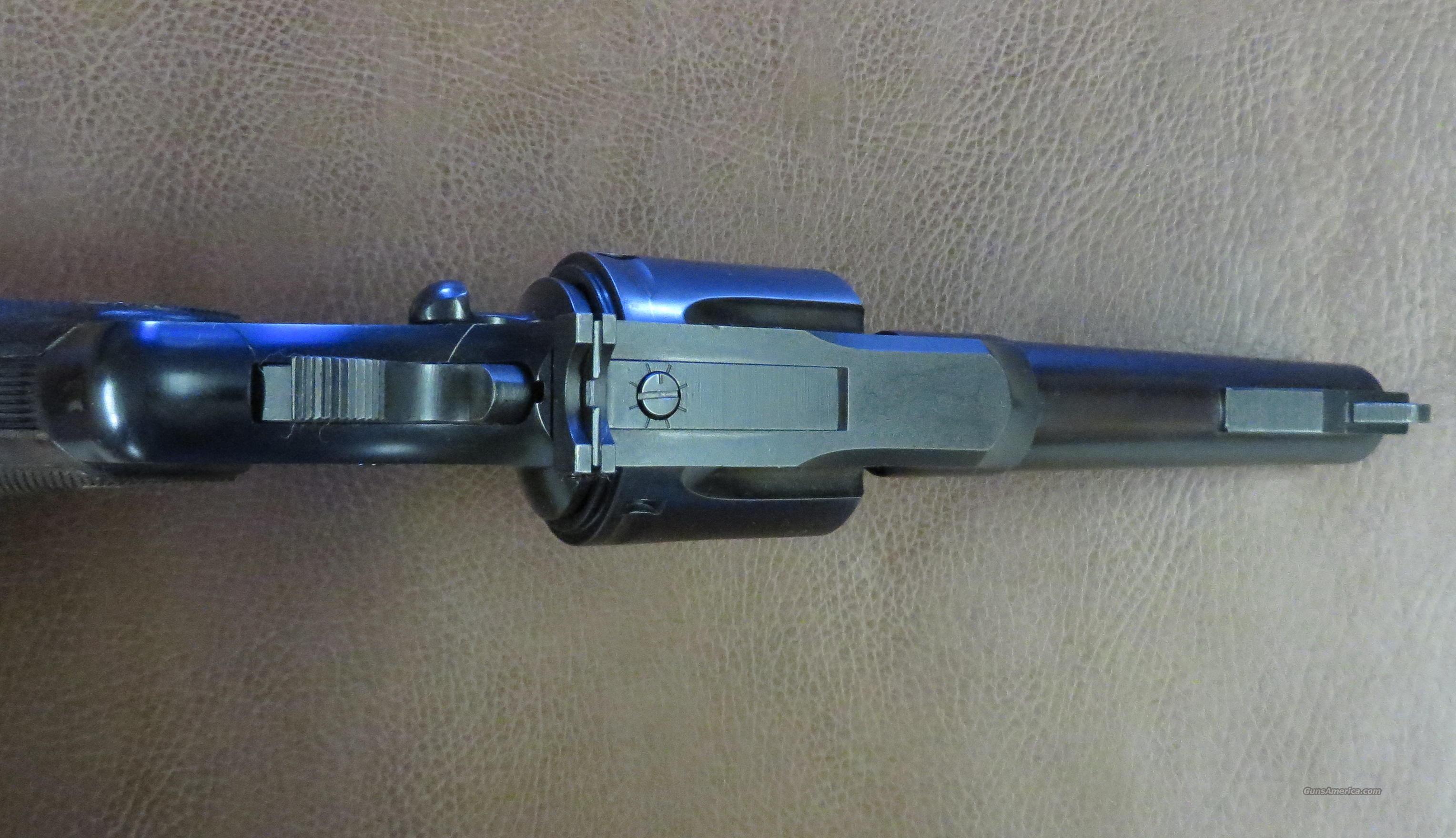 Colt Trooper 22 Serial Numbers