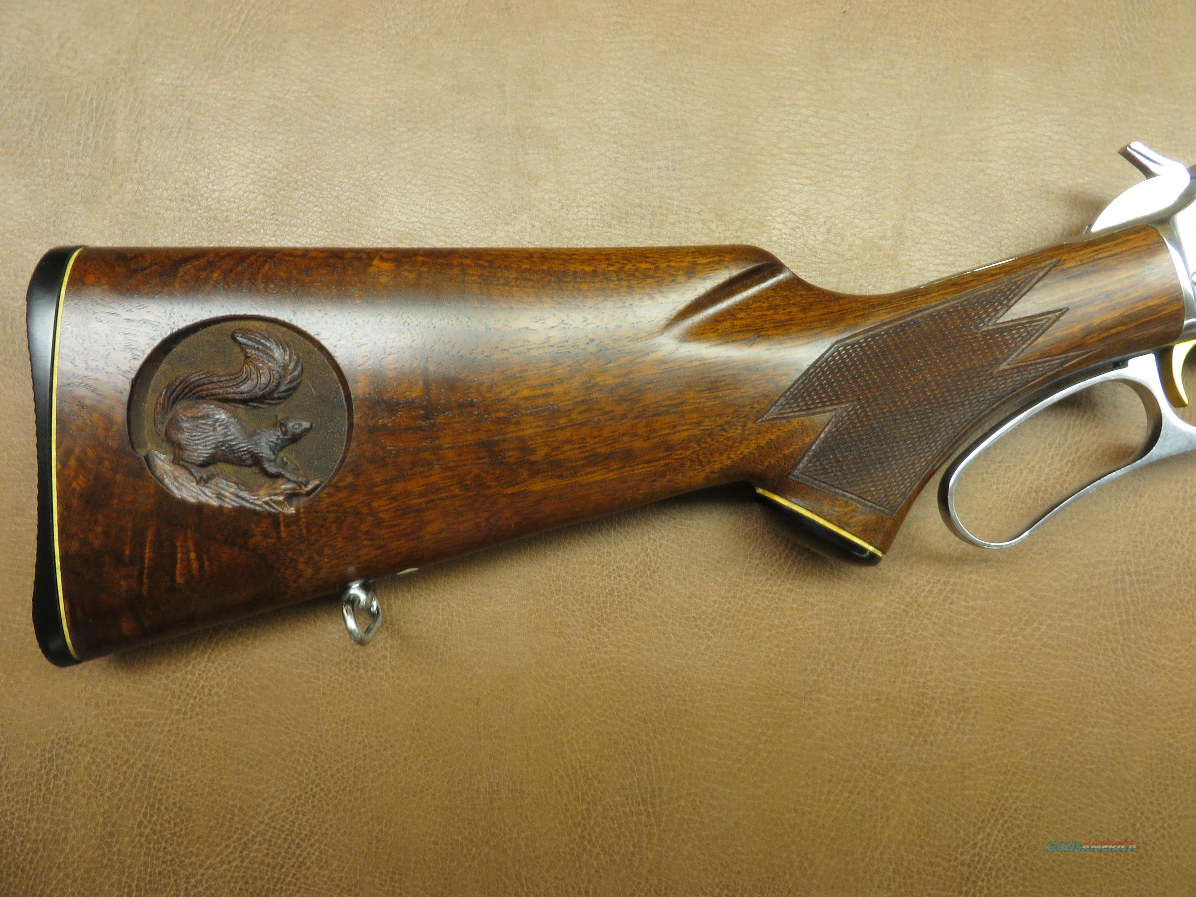 Marlin Model 39A 90th Anniversary