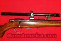 Winchester Model 69 With Winchester Scope