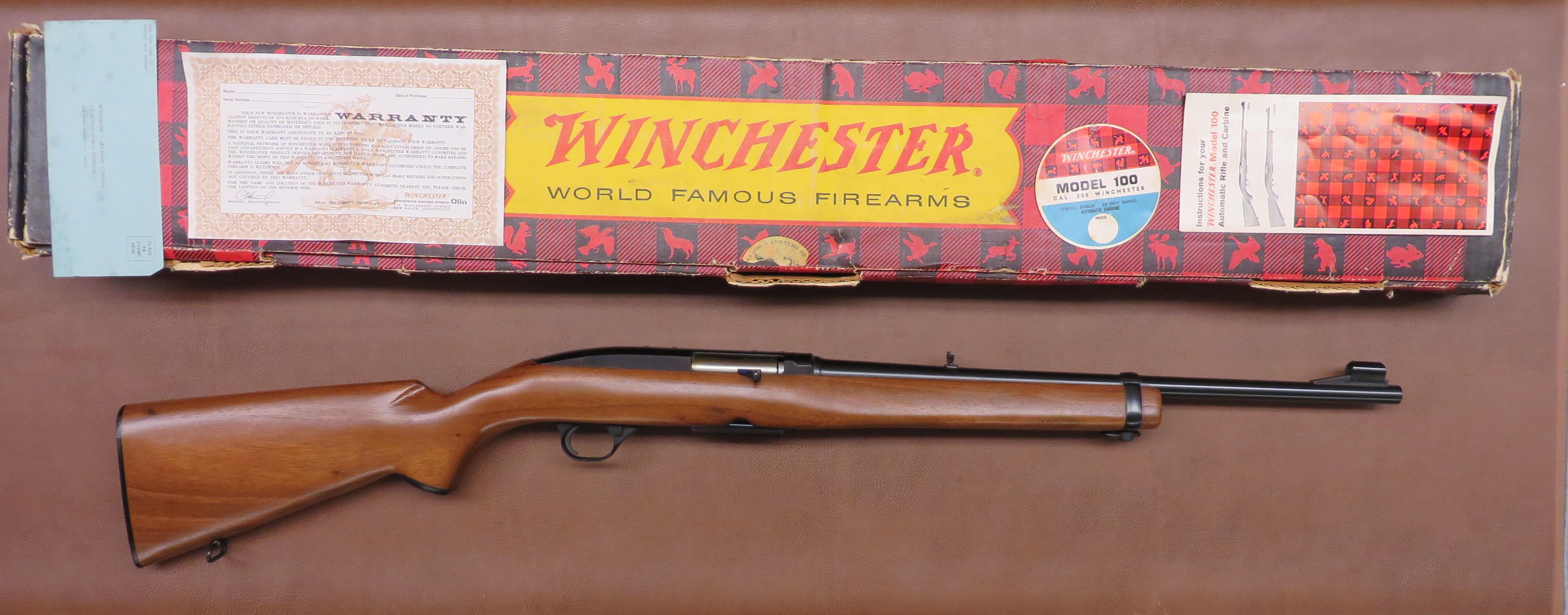 winchester model 100 carbine for sale