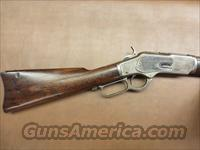 Winchester Model 1873 Saddle Ring Carbine