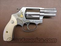 S&W Model 60-14 United We Stand Special Edition