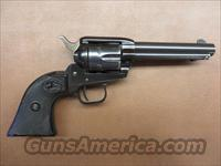 Colt Single Action Frontier Scout