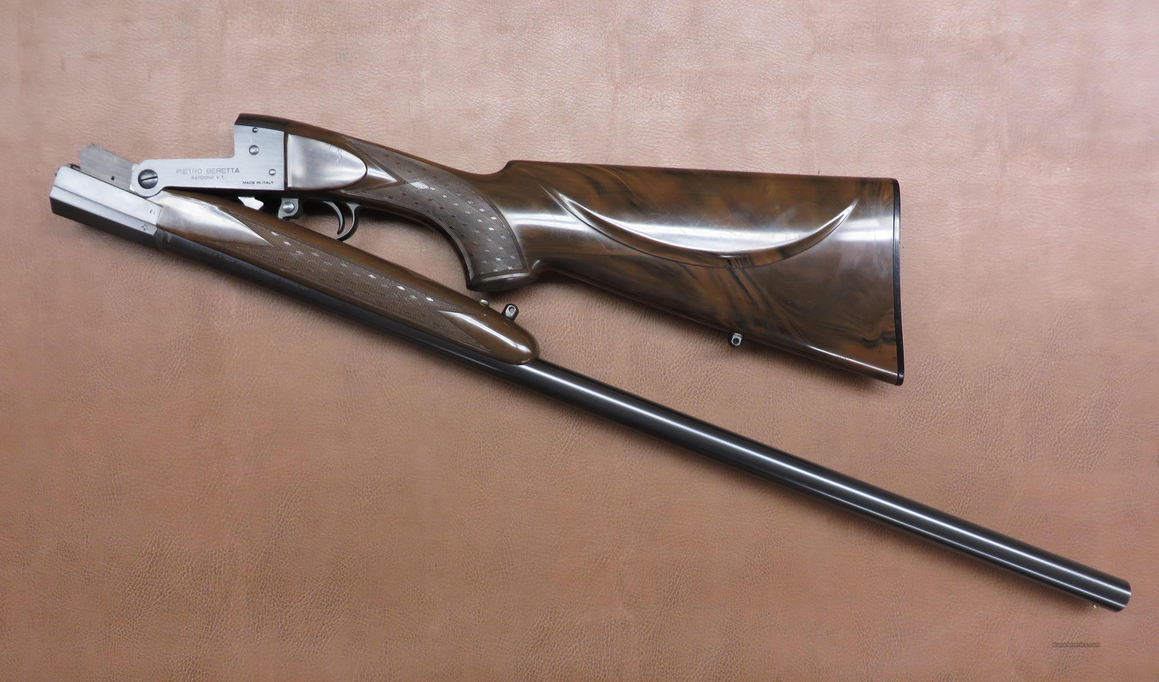Beretta folding single barrel shotgun for sale for Barrell fold