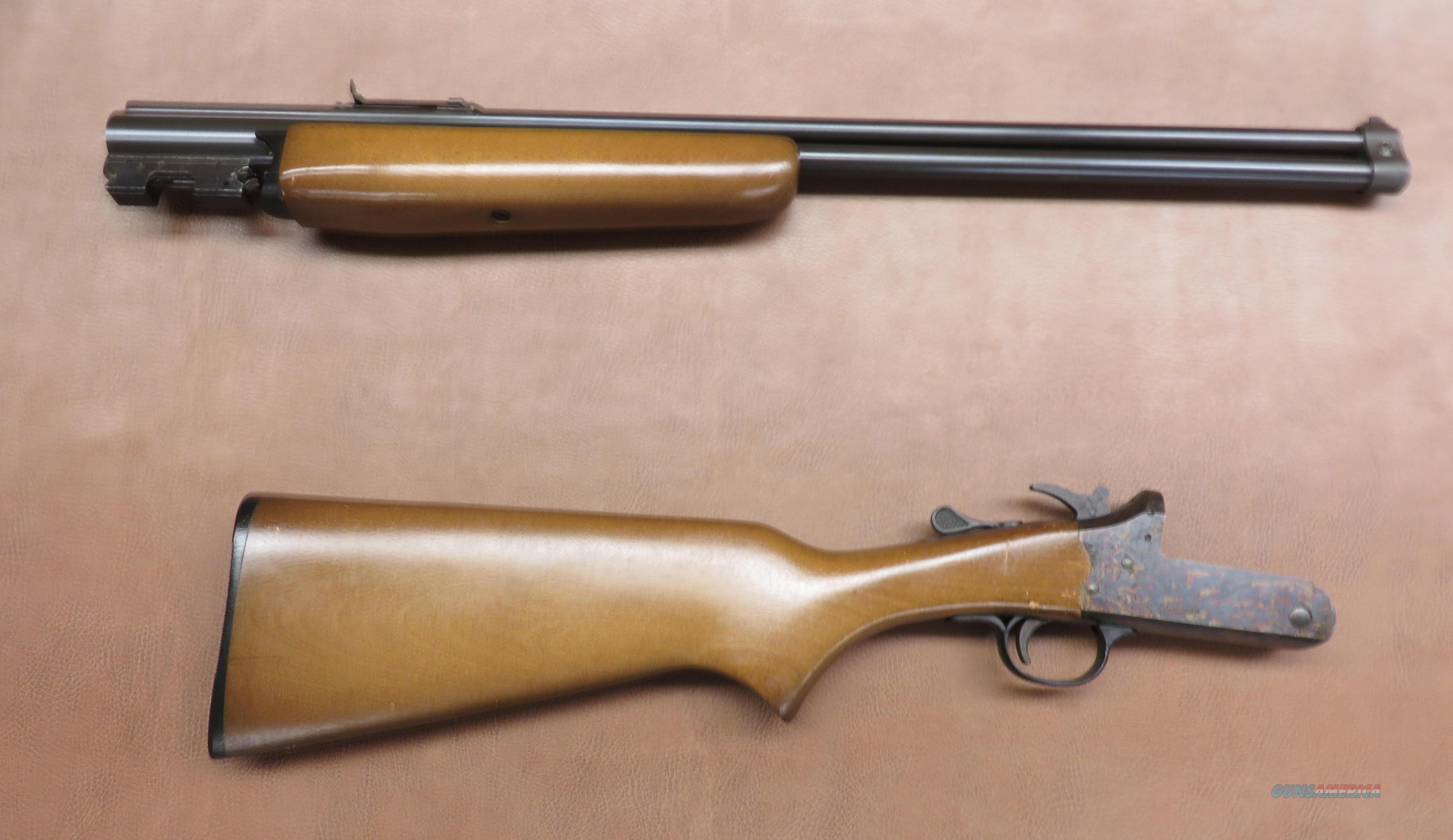 Savage Arms : Firearms : Model : Model 42 Takedown
