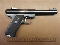 Ruger .22 Mark 1 Target  Automatic T512