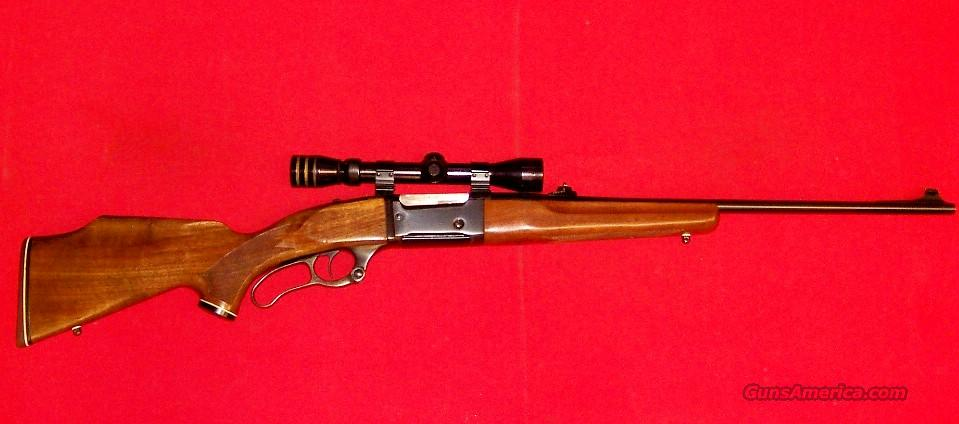 Savage Model 99cd Series A For Sale