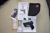 Ruger LC9-LM cal. 9MM with Lazer Max Pistol - NIB