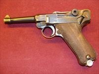 S/42 1938 Luger