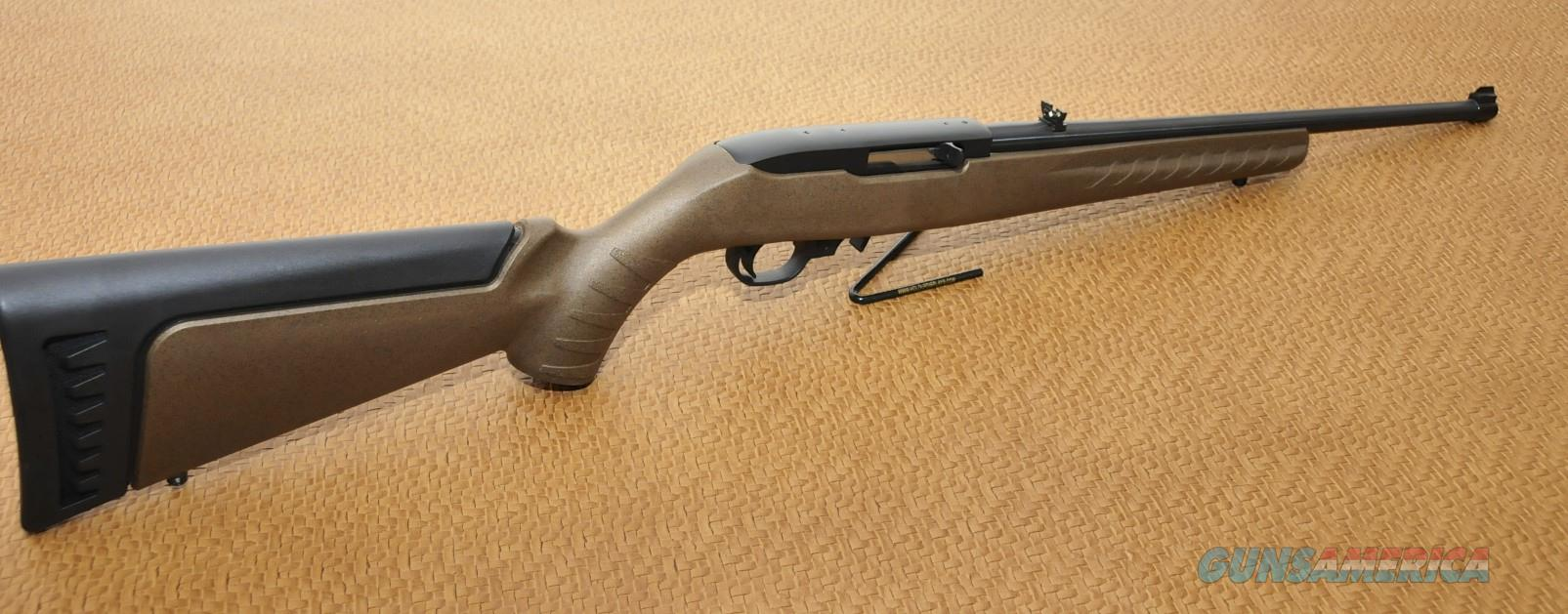 Special edition ruger 10/22 fin feather fur 30th anniversary.