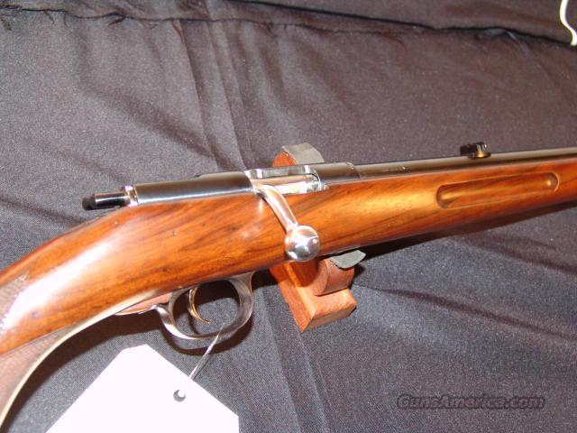 bsw german single shot rifle 22 hornet