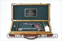 COLT GOLD CUP NATION MATCH CUSTOM 45ACP WITH 22LR CONVERSION