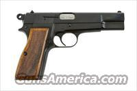 BROWNING HI POWER BELGIUM 9MM