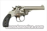SMITH & WESSON 32 DOUBLE ACTION 4TH MODEL