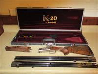 K-20 2 Barrel Sporting price reduced 20&28 Ga.