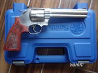 Smith Wesson 629-6 .44 mag DELUXE 6.5 NIB