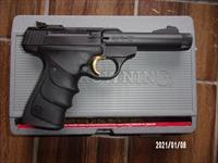 Browning Buckmark threaded .22 LR with box