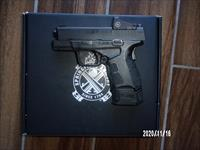 Springfield XDS Mod 2 with Crimson Trace optic 9MM