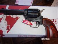 "Heritage  Rough Rider .22LR single action with 4 3/4"" barrel NIB"