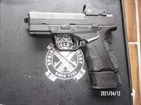 Springfield Armory XDS-Mod2 9MM with CT optics.