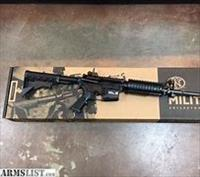 "COLLECTOR'S ""HARD to FIND"" NIB FN 15® Military Collector M4 5.56x45mm Carbine"