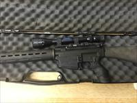 Bushmaster 450  308 with Fal Magazines & Scope