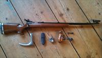 Winchester 52D Target Rifle with Accessories