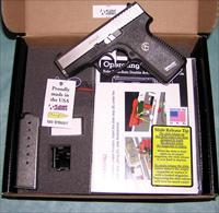 AS NEW KAHR MODEL CT380 PISTOL-EXTRA MAG.
