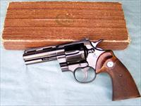 COLT PYTHON - MADE IN 1965