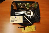Dan Wesson Model  744 VH .Stainless 44 Magnum