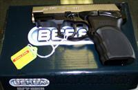 Bersa 9mm Ultra Compact two-tone