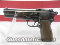 FN Browning Hi Power Nazi WaA103 Tangent 52667