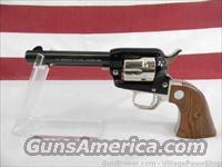 "Colt Frontier Scout Wyoming 22LR 4 1/2"" 53587"