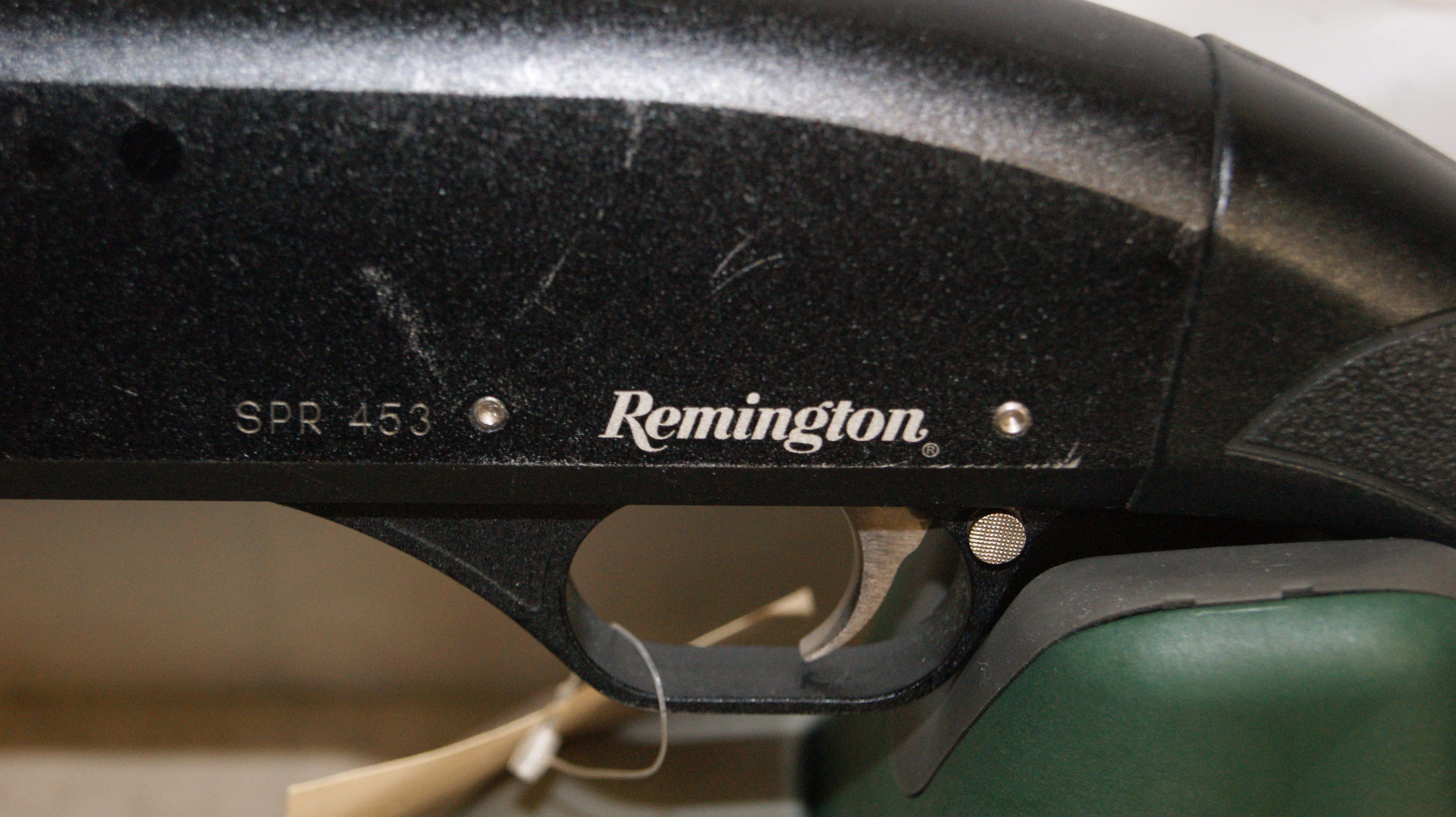 Remington Baikal SPR 453 Semi-automatic 12 gauge
