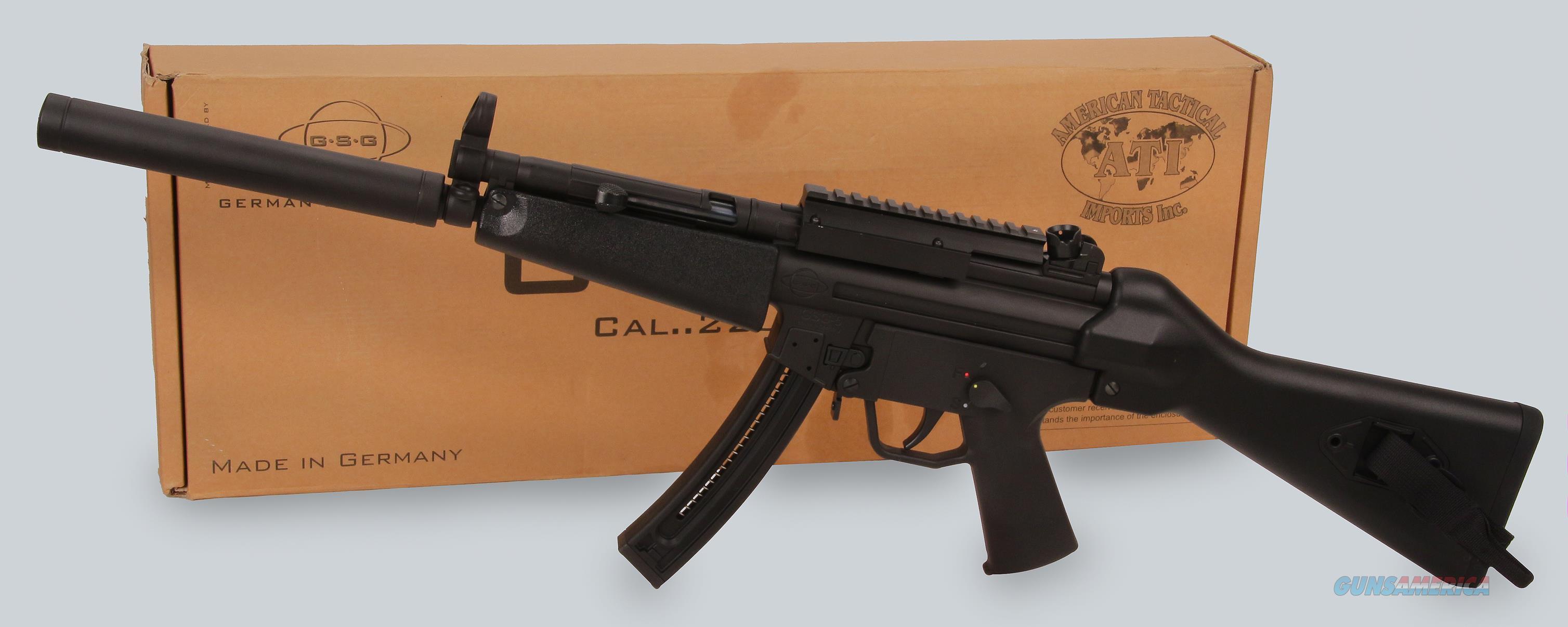 ATI 22LR Model GSG-5 Semi Auto Rifle