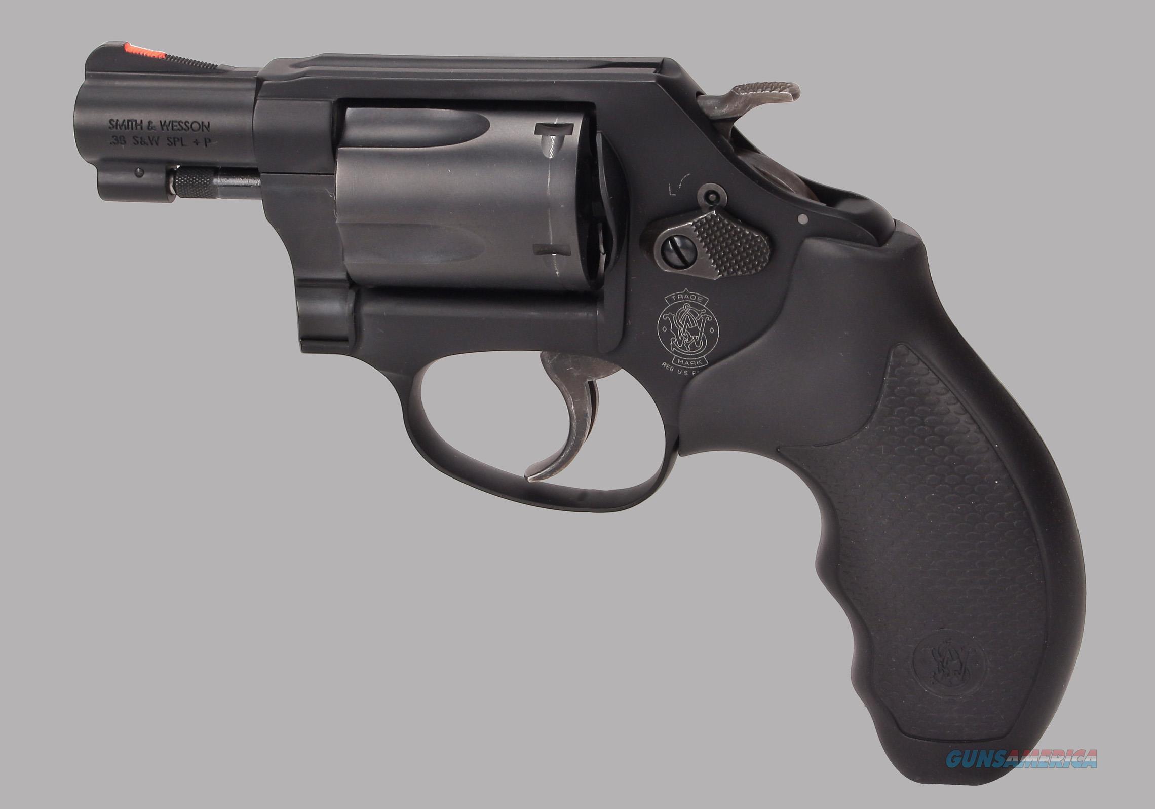Smith & Wesson Model 437 Revolver