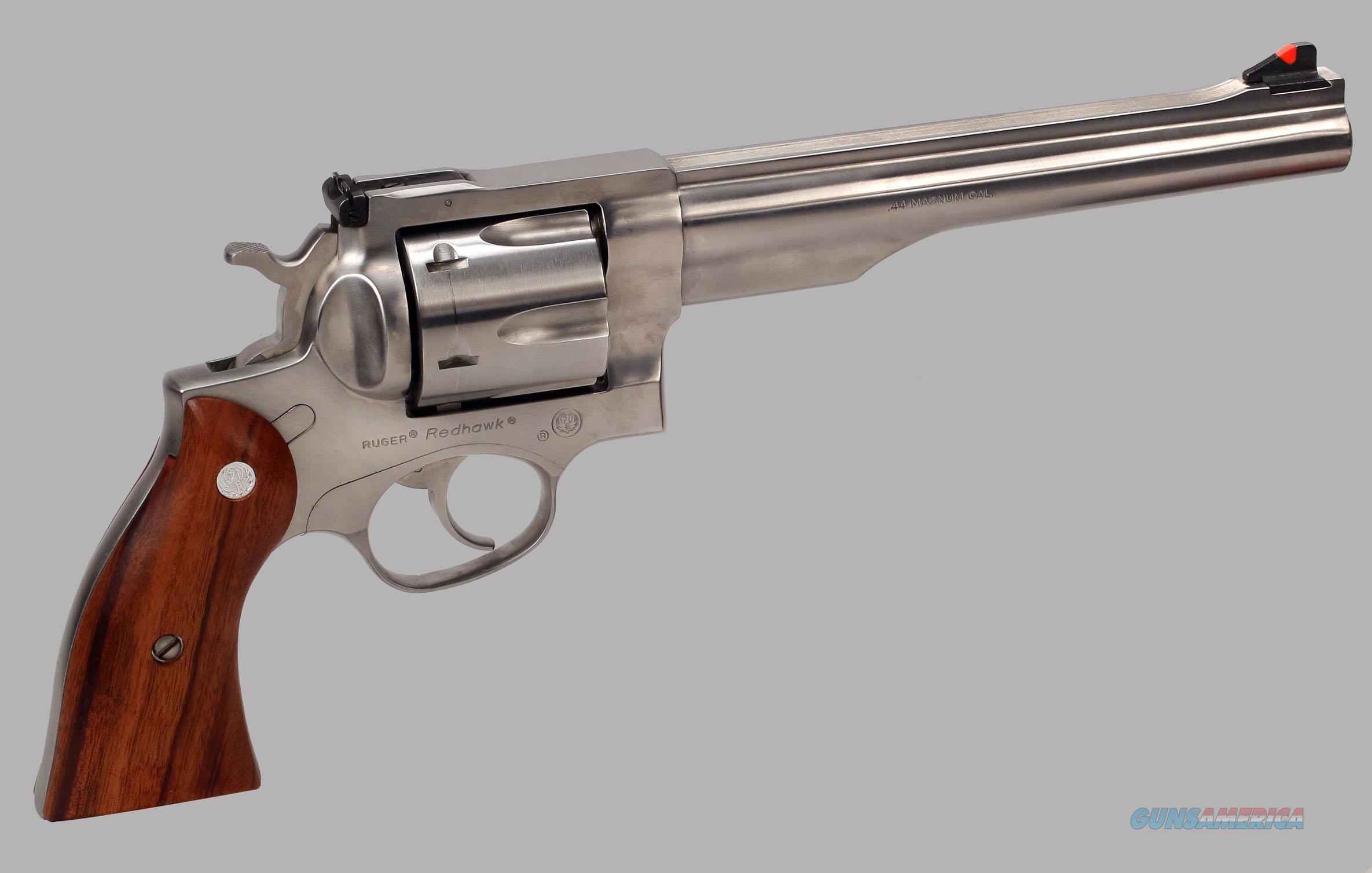 Ruger 44 Magnum Redhawk Revolver