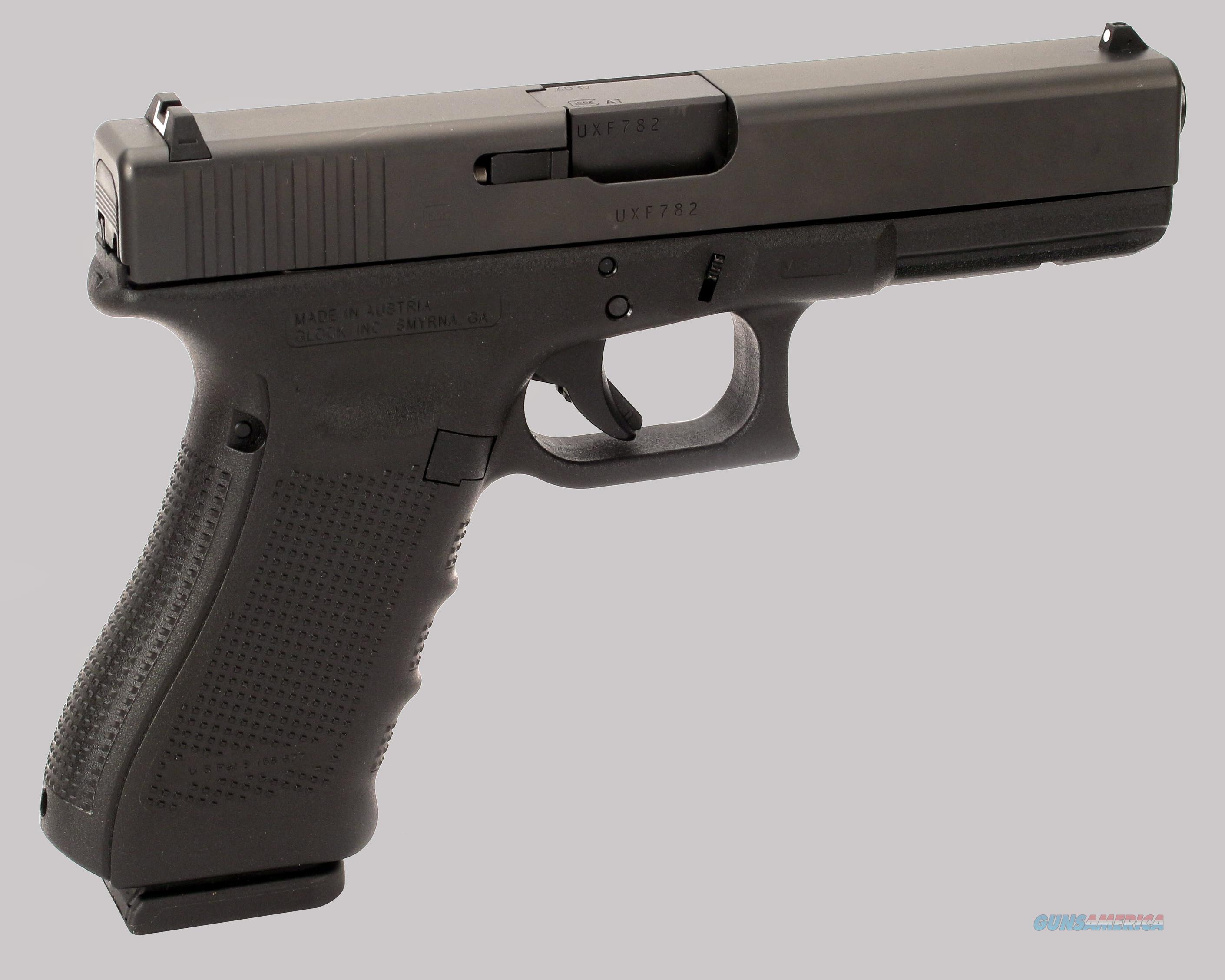 Glock 22, 40cal & 9mm Pistol for sale